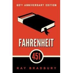 Fahrenheit 451 by Ray D. Bradbury